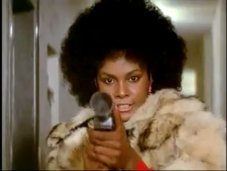 "Tamara Dobson in ""Cleopatra Jones"""